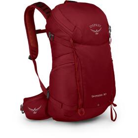 Osprey Skarab 30 Backpack Herr mystic red